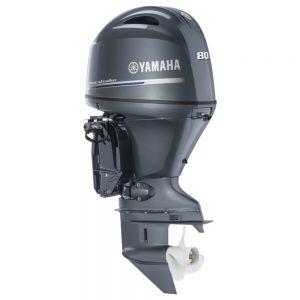 Yamaha 80 PS